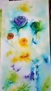 Roses 35x70. af Jacqueline.ostrowski